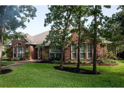 College Station Single Family Home For Sale: 1713 Cardinal Lane