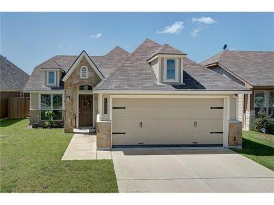 Bryan TX Single Family Home For Sale: $186,900