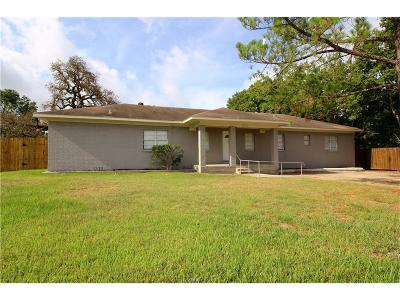 Bryan Single Family Home For Sale: 801 Ash Street