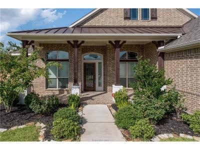 College Station Single Family Home For Sale: 4321 Hadleigh Street