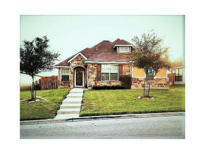Bryan TX Single Family Home For Sale: $185,900