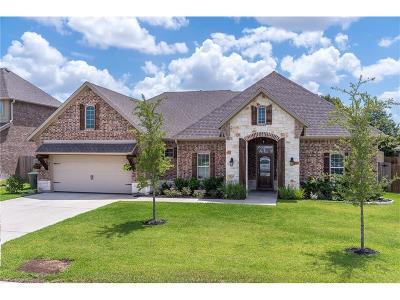 Bryan TX Single Family Home For Sale: $319,900
