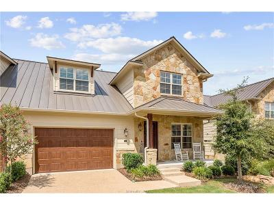 Bryan TX Single Family Home For Sale: $699,900