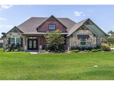 College Station Single Family Home For Sale: 5127 Mandarin Way