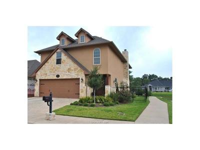 College Station Single Family Home For Sale: 1708 Parkland Drive