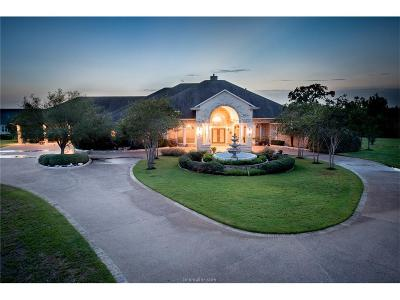 College Station Single Family Home For Sale: 13822 Apricot Glen