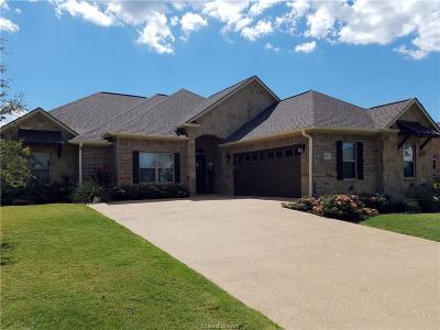 College Station Single Family Home For Sale: 4212 Norwich Drive