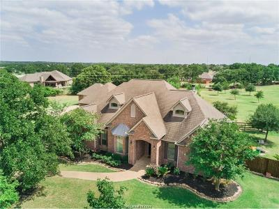 College Station Single Family Home For Sale: 18046 White Fawn Circle