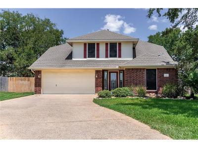 Bryan , College Station Single Family Home For Sale: 1422 Salem Court
