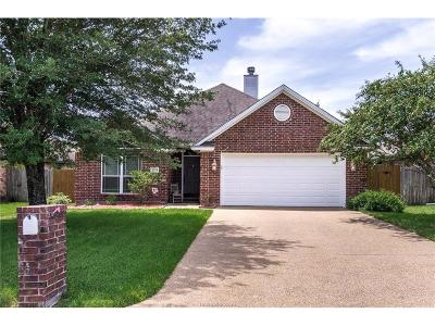 College Station Single Family Home For Sale: 3714 Ardenne Court Court