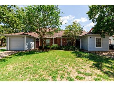 Brazos County Multi Family Home For Sale: 1120-1122 Airline Drive
