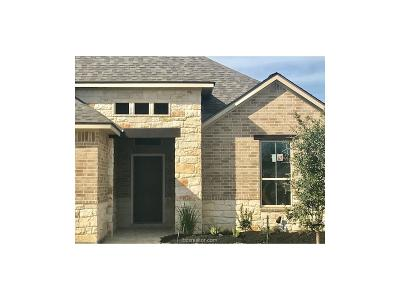 Bryan Single Family Home For Sale: 3013 Nobel Court