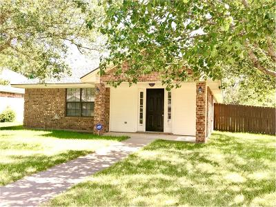 College Station Single Family Home For Sale: 4021 Tiffany