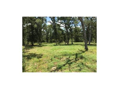 College Station Residential Lots & Land For Sale: 4906 Holden Circle