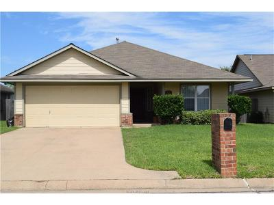 College Station Single Family Home For Sale: 921 Windmeadows Drive