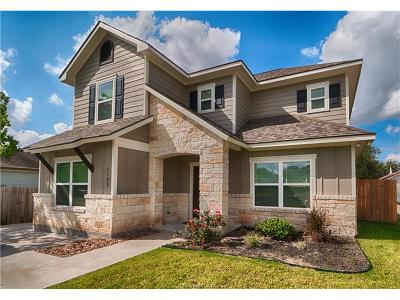 College Station Single Family Home For Sale: 1122 Phoenix Street