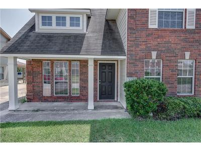 College Station Single Family Home For Sale: 508 Thornton Court