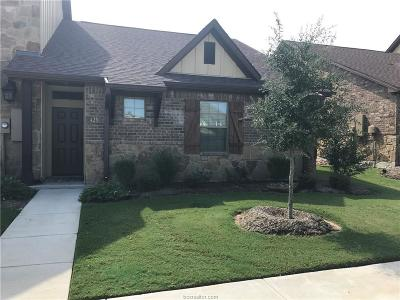 College Station Condo/Townhouse For Sale: 429 Momma Bear Drive
