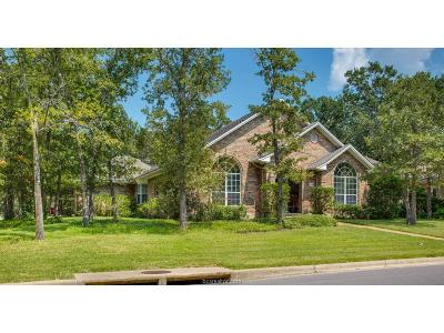 College Station Single Family Home For Sale: 3941 Dove Trail