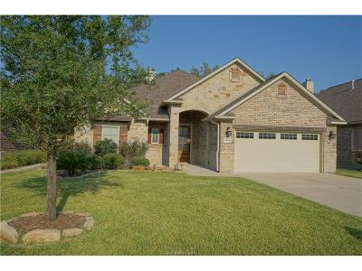 College Station Single Family Home For Sale: 4314 Rock Bend Drive