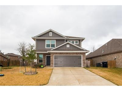 College Station Single Family Home For Sale: 4204 Shallow Creek