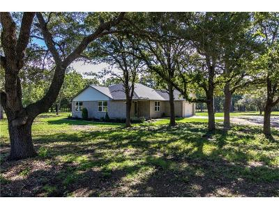 College Station Single Family Home For Sale: 14521 Cheyenne Drive