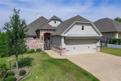 College Station Single Family Home For Sale: 3411 Chenoa Cove