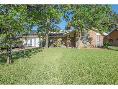 College Station Single Family Home For Sale: 1701 Austin