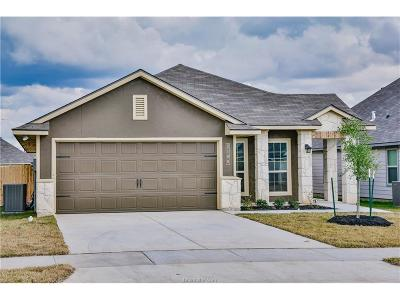 Bryan Single Family Home For Sale: 2108 Dumfries Drive