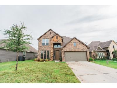 Bryan Single Family Home For Sale: 3078 Positano Loop