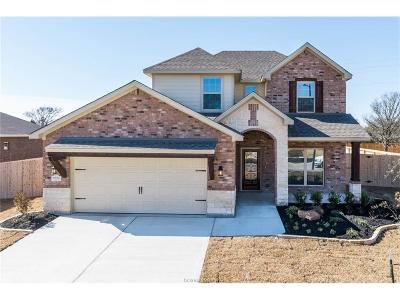 Bryan Single Family Home For Sale: 2924 Archer Circle