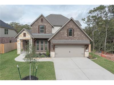 College Station Single Family Home For Sale: 2532 Portland Avenue