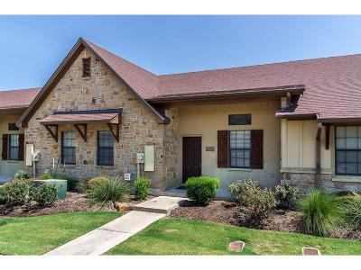 College Station Condo/Townhouse For Sale: 3310 General