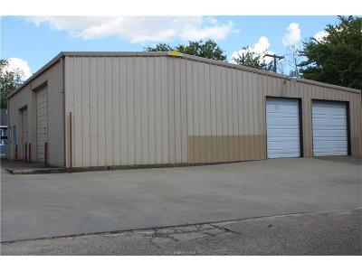 Bryan Commercial For Sale: 1709 East Wm J Bryan