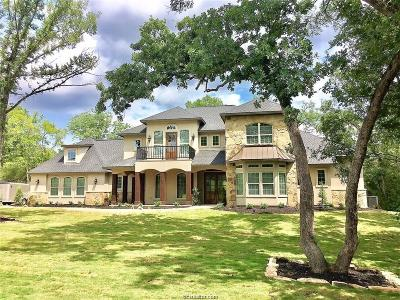 College Station Single Family Home For Sale: 7336 River Place Court
