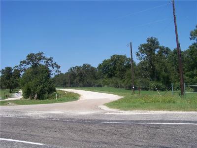 College Station Residential Lots & Land For Sale: 35.87 Acres Navasota Ridge Pvt