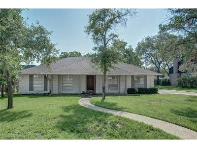 Brazos County Single Family Home For Sale: 2506 Briarwood