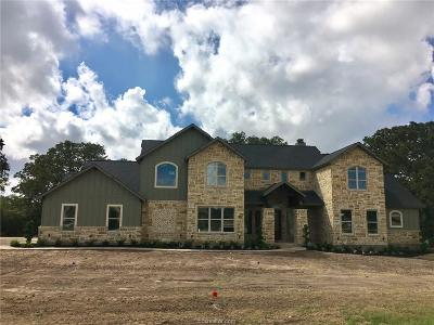 College Station Single Family Home For Sale: 5225 Prairie Dawn