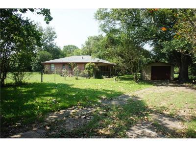 Caldwell Single Family Home For Sale: 5503 State Highway 36
