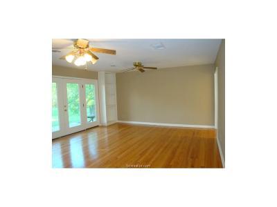 Bryan Rental For Rent: 405 Brookside Drive