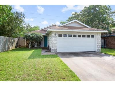 College Station Single Family Home For Sale: 3112 Larkspur