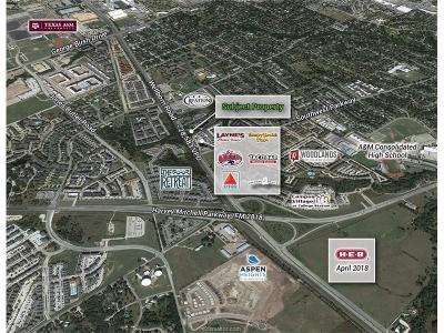 College Station Residential Lots & Land For Sale: 1201 Wellborn Road