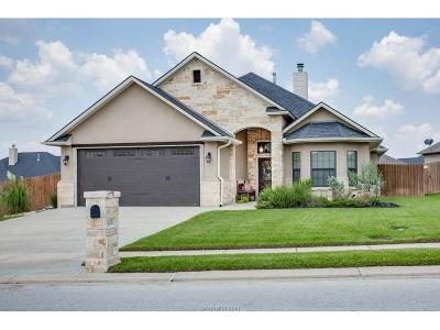 College Station Single Family Home For Sale: 4221 Rocky Rhodes Drive