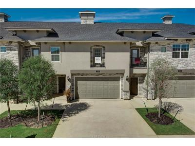 College Station Condo/Townhouse For Sale: 405 Kate Lane