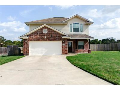 College Station Single Family Home For Sale: 2810 Horseback Drive