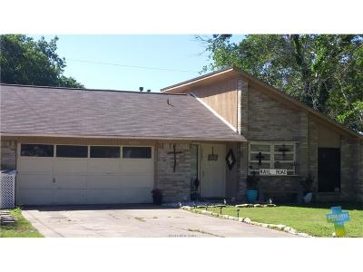 Bryan Rental For Rent: 3705 Valley Oaks Drive