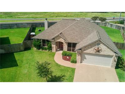 College Station Single Family Home For Sale: 120 Roucourt