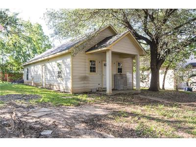 Brazos County Single Family Home For Sale: 408 Edward Street