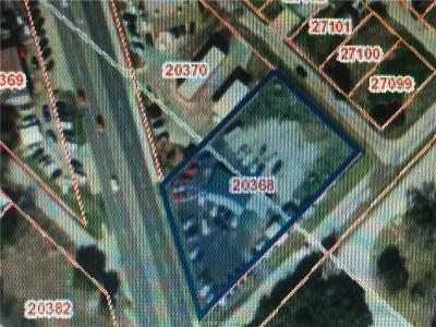 Bryan Commercial For Sale: 1201 North Texas Avenue