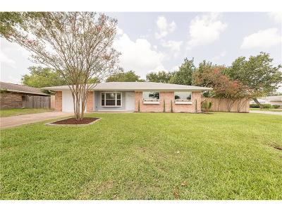 College Station Rental For Rent: 1223 Boswell Street Street
